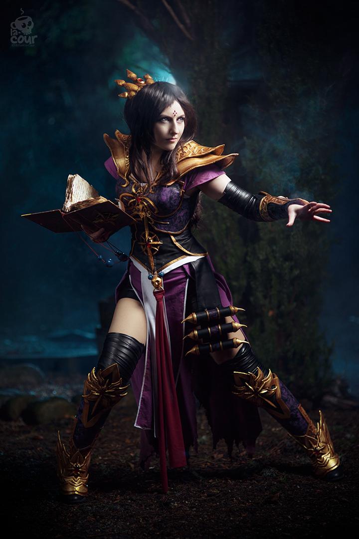 Wizard from Diablo